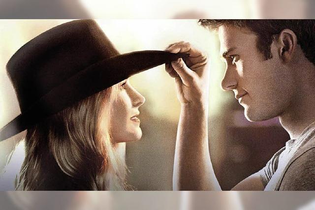Die Verfilmung des Romans von Nicholas Sparks ist im Bad Säckinger Gloria-Thetaer zu sehen