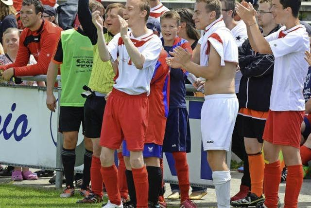 Ballsport für Fußballer und Zuschauer mit und ohne Handicap