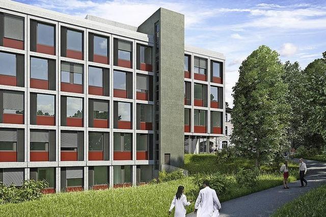 Kantonsspital mit roten Zahlen