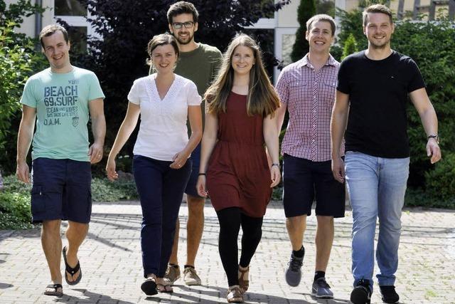 Medizinstudenten hatten am Wochenende ein Date mit der Ortenau