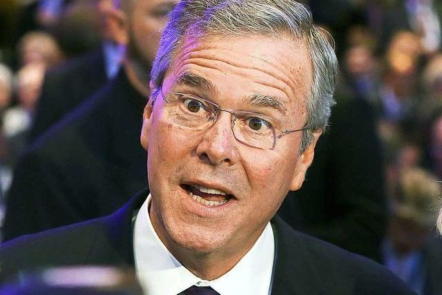 Jeb Bush auf Auslandstour – ohne diplomatische Pannen
