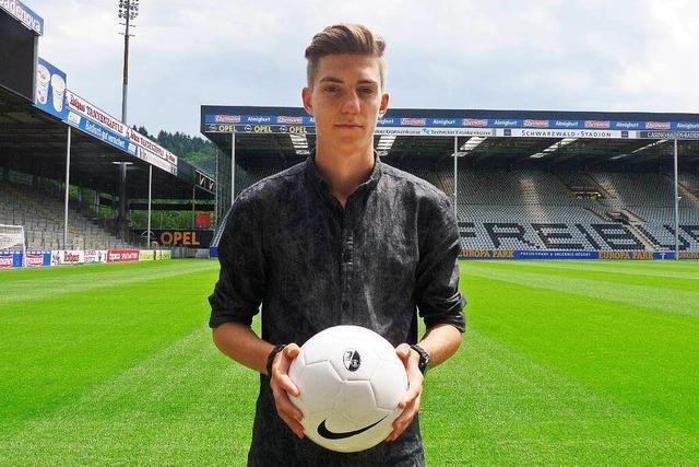 SC Freiburg: Profiverträge für sechs junge Spieler
