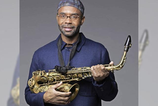 Jazz-Festival mit Kenny Garrett, Gregory Porter und anderen