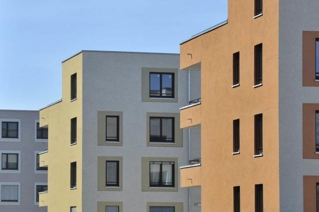 Die Stadt Freiburg hat mehr Wohnungen genehmigt als bislang bekannt