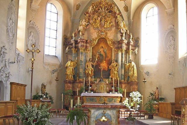 Führung durch die Barockkirche in St. Märgen mit Infos zu Kirche und Kloster