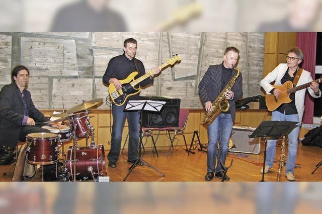Funk und Latin mit dem Ingmar Winkler Quartett im Birklehof Hinterzarten