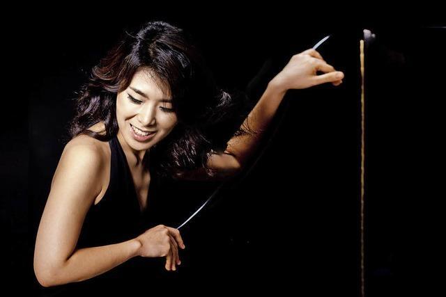 Koreanische Pianistin Jae-Won Cheung in Sulzburg-Laufen