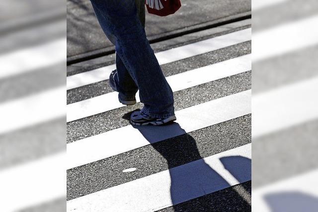 Modellprojekt Fußgängercheck findet Resonanz