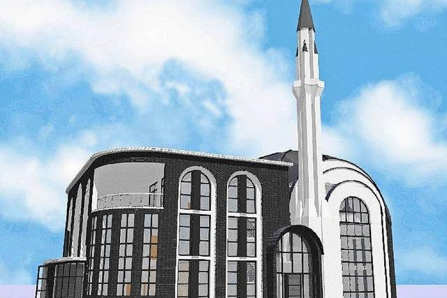 Die Moschee-Pläne kommen auf den Tisch