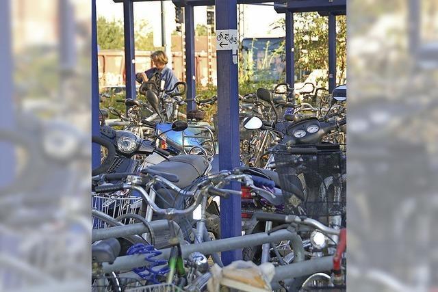 Pendlerfonds fördert Bike-and-Ride