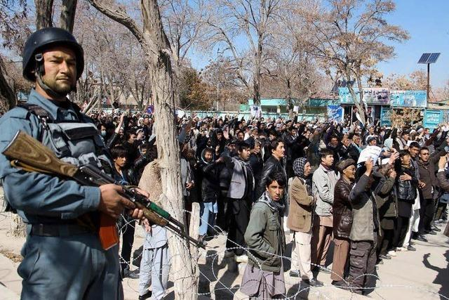 Schiitische Minderheit fühlt sich von Sunniten bedroht