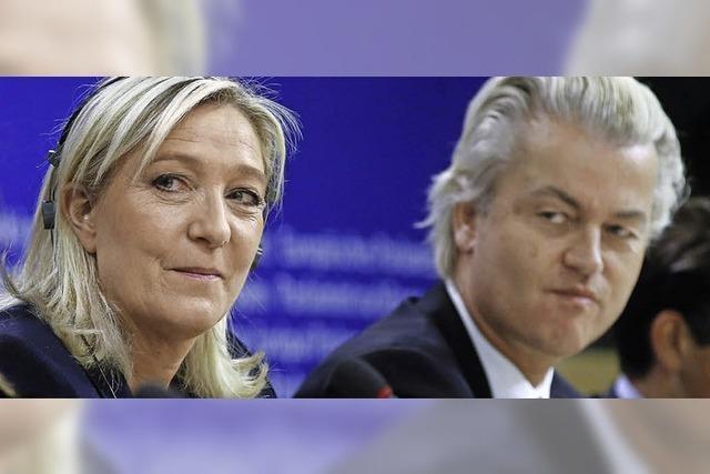 Marine Le Pen bildet neue Rechtsaußen-Fraktion