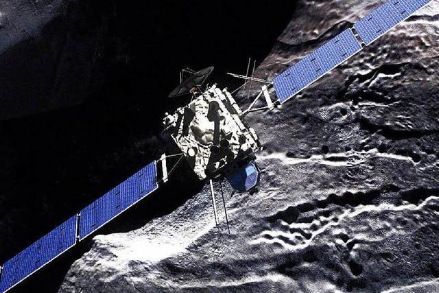 Kontakt zum Landeroboter Philae wieder abgerissen