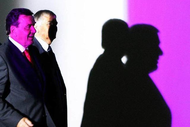 Wimmelt es in Deutschland von skrupellosen Politikern?