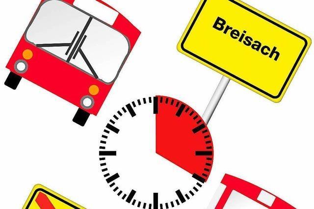 Schnellbus zwischen Krozingen und Breisach geplant