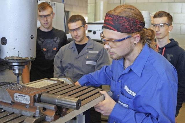 Gewerbe-Akademie wirbt für Handwerksberufe