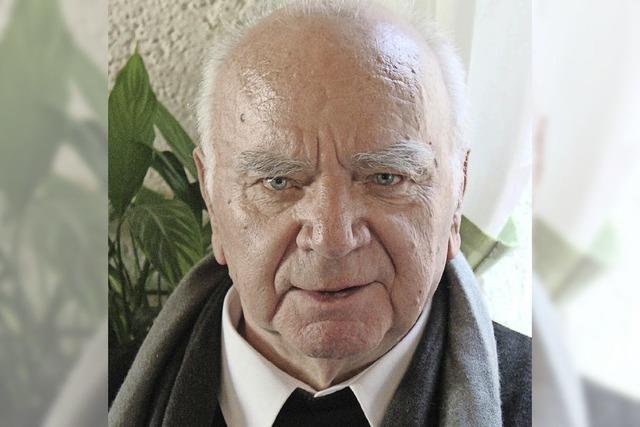 Seit 60 Jahren Priester