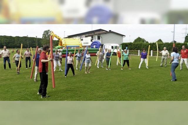 Sport und Spaß für Alle