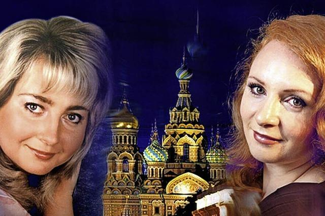 Romanzen und Lieder Petersburger Dichter in Lörrach