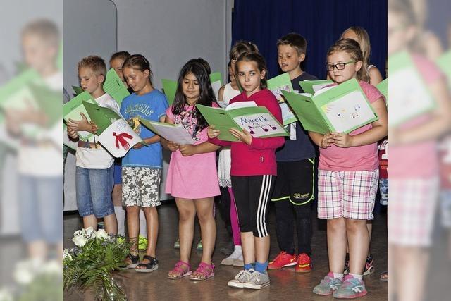 Das Schulfest der Kastelbergschule und der Infotag Schulverpflegung brachten Viele auf die Beine