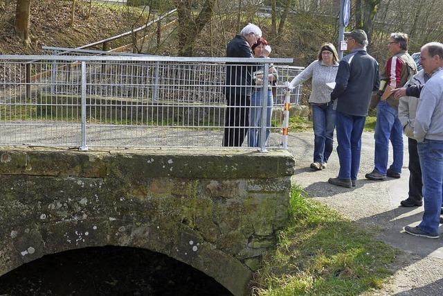 Rettungswege und Brücken