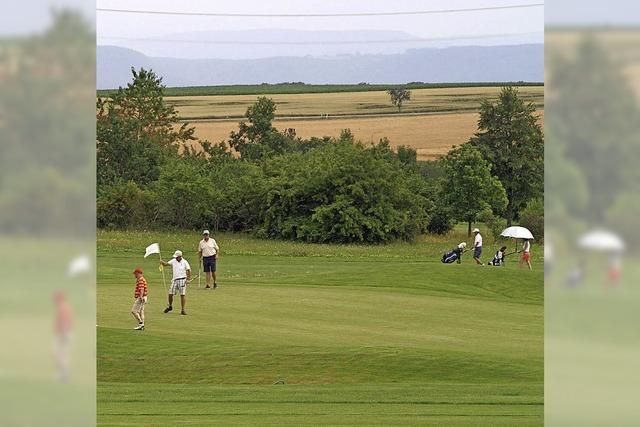 Golf spielen für einen guten Zweck