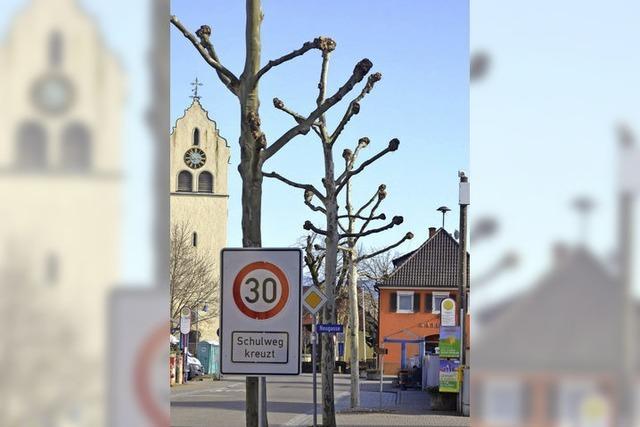 Ein Verkehrskonzept für Hartheim