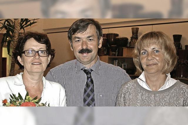 Christiane Welzel löst Ulrike Nickel an Spitze des Trägervereins ab