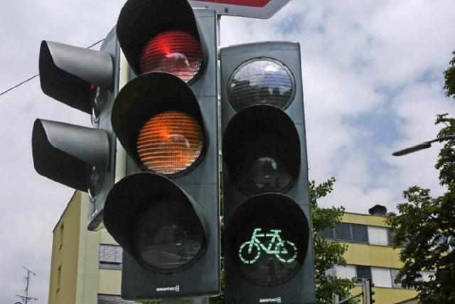 RADSCHLAG: Radler-Grün ist zu kurz