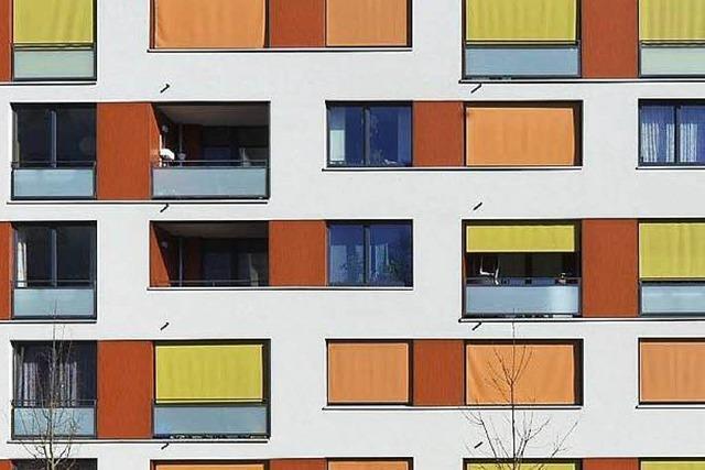 Landesamt verärgert über Freiburger Statistik zu Baugenehmigungen