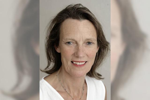 Yoga-Lehrerin Manuela Heisler: