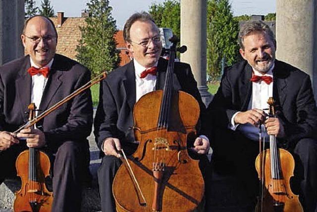 Fünf Konzerte im Kreuzgang
