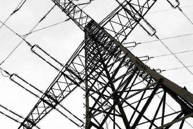 Stromtrassen erschweren Planung von Neubaugebieten
