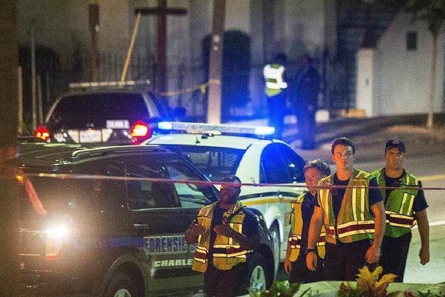 Junger Weißer tötet 9 Schwarze – rassistischer Anschlag?