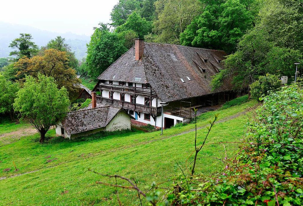 Der Meierhof an der Kartaus ist nach E...egierungspräsidiums nicht zu erhalten.  | Foto: Ingo Schneider
