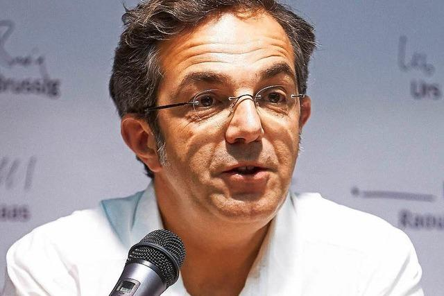 Navid Kermani erhält Friedenspreis des Deutschen Buchhandels