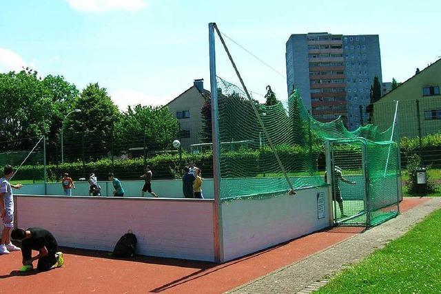 Speedsoccer-Platz in Emmendingen: Ärger mit Anwohnern