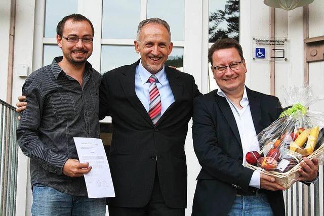 Sebastian Rötzer verlässt den Gemeinderat Gutach