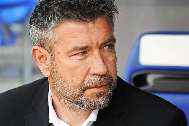 FC Basel präsentiert Urs Fischer als neuen Trainer