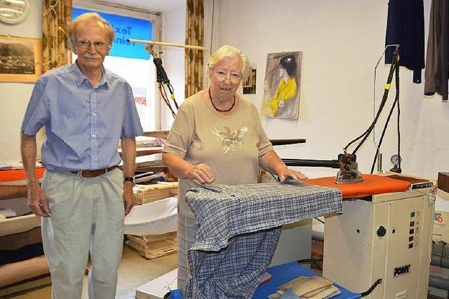 Textilreinigung Weber schließt nach 169 Jahren