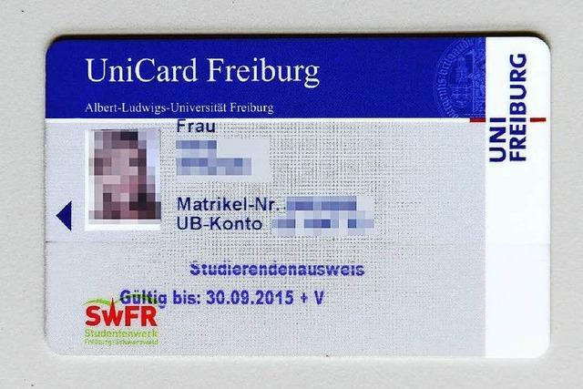 Die Unicard der Uni Freiburg hat massive Sicherheitslücken