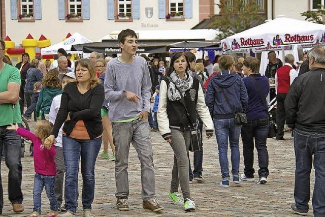 Vereinsfest in Grafenhausen
