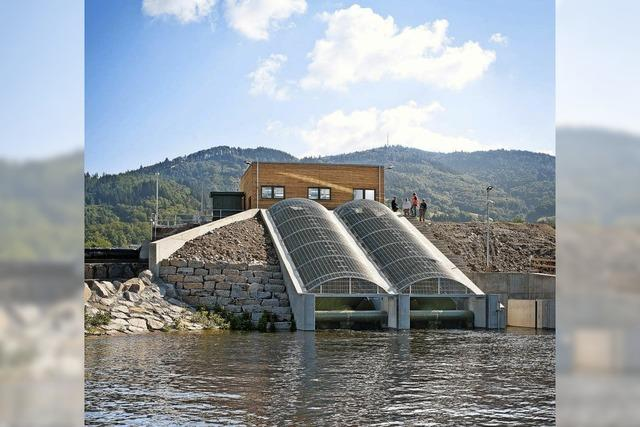 Kleinwasserkraftwerk Hausen im Wiesental