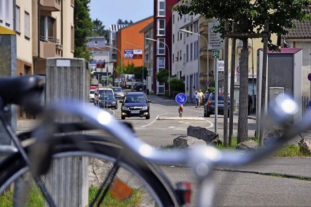RADSCHLAG: Gefahrlos im Verkehrsfluss mitrollen