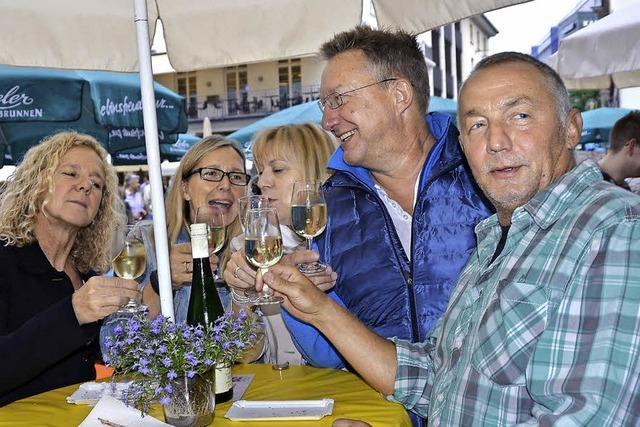 Weingenüsse im Gutedel-Land