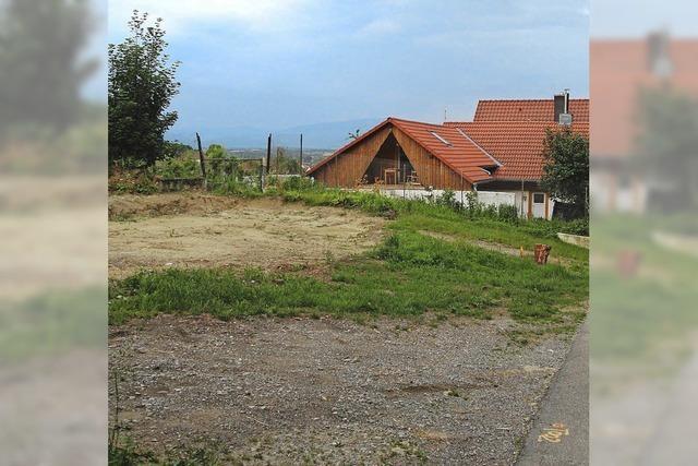 Bötzingen wird Wohnhaus für Asylbewerber bauen
