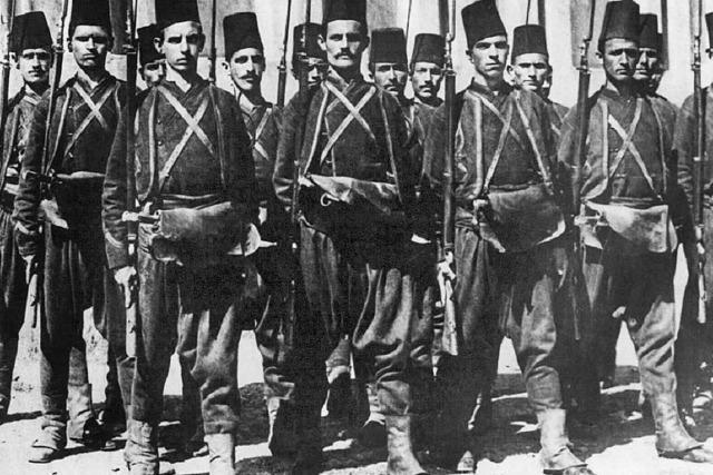 Welche Folgen der Erste Weltkrieg für den Nahen Osten hatte