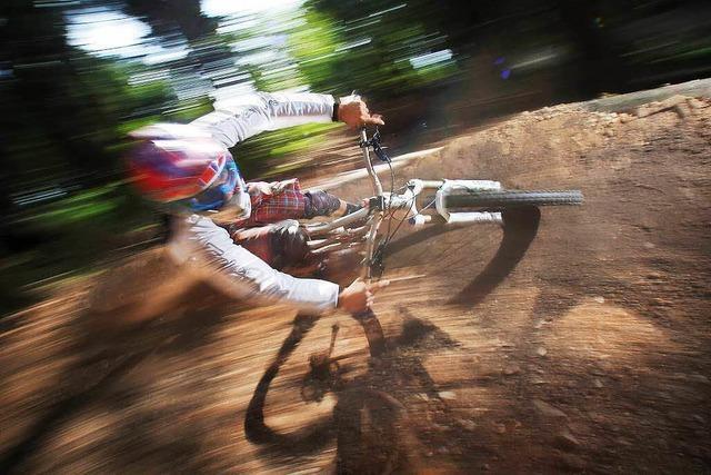 Schwarzwaldverein verurteilt Mountainbike-Fallen