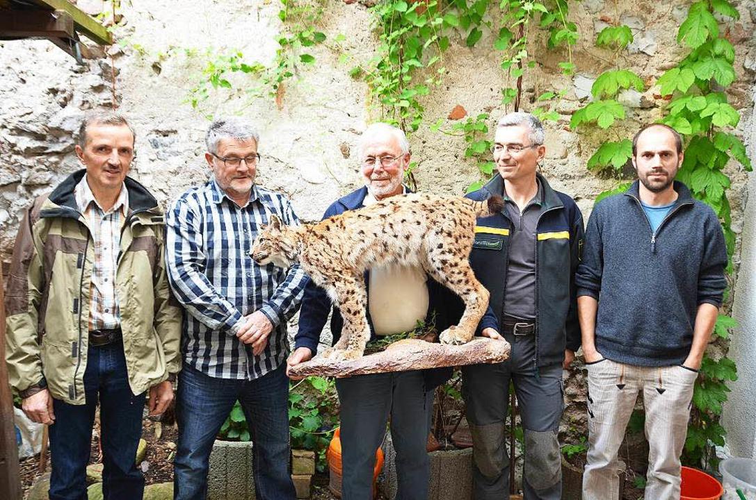 Experten im Gespräch (von links): Hube...Martin Moosmayer und Micha Herdtfelder  | Foto: Bernd Fackler
