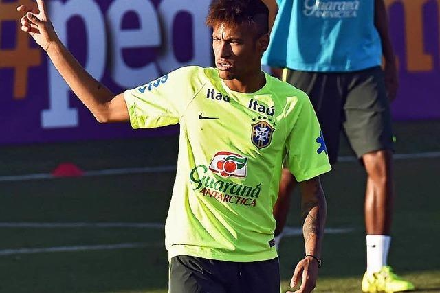 Aus für Brasiliens Stürmerstar Neymar